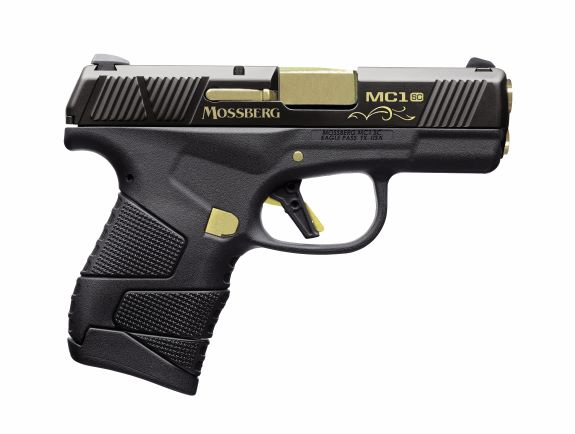 Mossberg® Launches MC1sc™ Centennial Online Sweepstakes